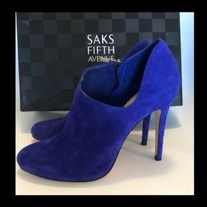 Saks Fifth Avenue Women's 8M SF Brinda Booties
